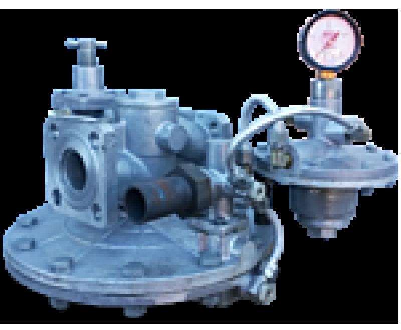 Клапан для регулятора давления газа РДБК1-50-35